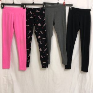 Justice ❤️ Bundle❤️ Girls size 10 Leggings!